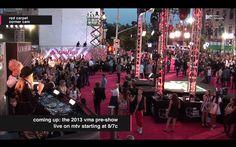 Mtv Video Musica Award Red Carpet & Backstage