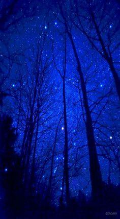 glow neon blue FlawlessluV