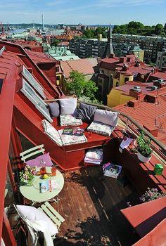 roof living