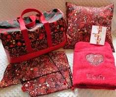 Sac Boston cousu par Anne-Catherine - patron couture www.sacotin.com