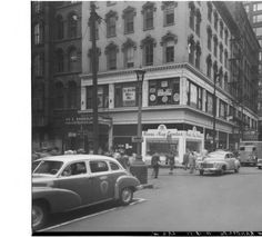 Architecture by Street Name : Fullerton Ave. through Gladys Ave., Image 16 :: Chicago - Photographic Images of Change (University of Illinois at Chicago)