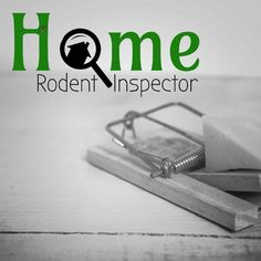 Home Rodent Inspector logo designed by Cyberbrush