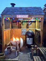 BBQ Hut   Bbq hut, Outdoor grill Backyard Bar, Ponds Backyard, Backyard Retreat, Tropical Backyard, Patio Grill, Grill Area, Grill Hut, Grill Gazebo, Porches