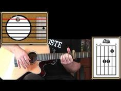 ▶ I Will Follow You Into The Dark - Death Cab For Cutie - Acoustic Guitar Lesson - YouTube