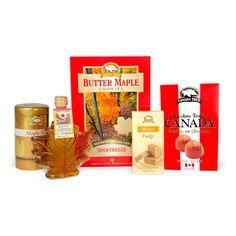 Maple Gourmet gift set