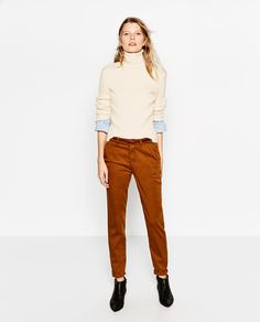 CHINO TROUSERS - Available in more colours