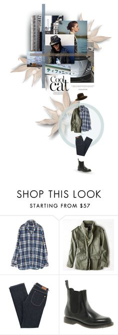 """She wants to dance like Uma Thurman And I can't get you out of my head"" by never-never ❤ liked on Polyvore featuring Børn, Emma Watson, American Eagle Outfitters, Paul by Paul Smith, Dr. Martens and Maison Michel"