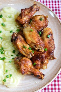 Kfc, Chicken Wings, Easy Meals, Homemade, Meat, Cooking, Food, Recipes, Kitchen
