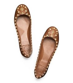 Dale Studded Ballet Flat | Womens Sale | ToryBurch.com