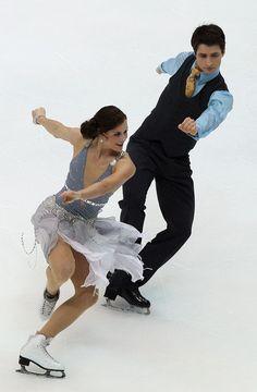 Tessa Virtue Photos - ISU Four Continents Figure Skating Championships - Day 1 - Zimbio. Amazing to watch.