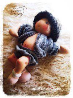 Baby doll Louie By Louie Louie Bebe