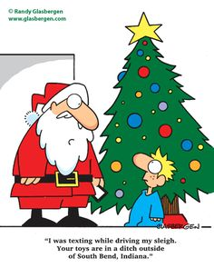 Funny Christmas Cartoons | Holiday Cartoons: Christmas/Halloween/Easter/Valentines Day/More ...
