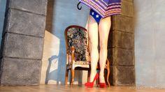 Elena - Shapely Legs Wonder Woman Cosplay 3 6.jpg
