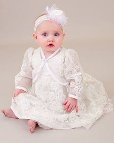 7fce72f26245 9 Best Baptism dresses images