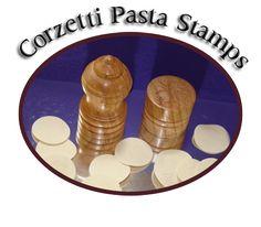 Fatto in America Artisanal Pasta Tools I have 2 Corzetti's & a Garganelli