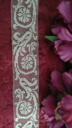 Antique Lace Filet Teneriffe ~ Handmade Lace ~Very fine quality Teneriffe, Crochet Tablecloth, Vintage Crafts, Victorian Jewelry, Antique Lace, Vintage Engagement Rings, Cross Stitch Patterns, Embroidery Designs, Craft Supplies