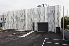 new art headquarter | roberto murgia architetto | Archinect