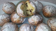 Betta Scrap: Muffin al mascarpone e gocce di cioccolato