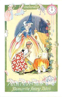 L. R. Steele ~ vintage postcard, via  eBay