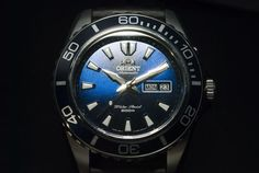 Orient Mako XL set. More on http://wojtekszymanski.com/index.php/mako/