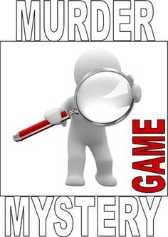A fun murder mystery party game for teenagers, without having to spend a dime. Parts of this teen party game is played it the dark and it is suitable for
