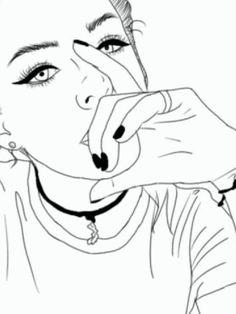 Girl  tumbrl