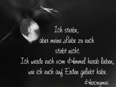 Tears In Heaven, German Quotes, Always Love You, S Quote, In Loving Memory, Miss You, Grief, Picture Quotes, Lyrics