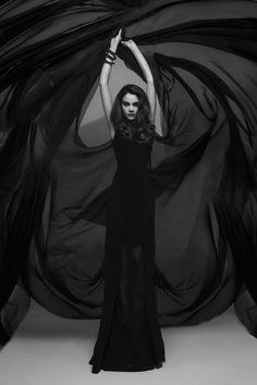 Nemesis Black by Pauline Darley, via Behance