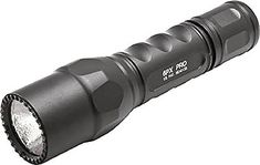 SureFire 6PX Pro Dual-Output LED Flashlight with anodizded aluminum body, Black. For product & price info go to:  https://all4hiking.com/products/surefire-6px-pro-dual-output-led-flashlight-with-anodizded-aluminum-body-black/