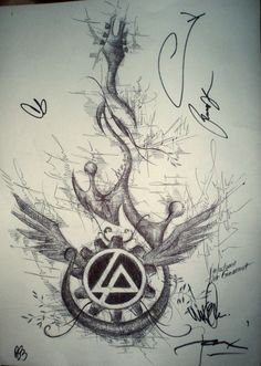 Meet and Greet Linkin Park 2 by guardian-devils.deviantart.com on @deviantART
