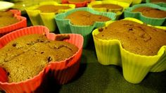 Recetas Sencillas: Volcán de Chocolate y Nutella Nutella, Muffin, Breakfast, Food, Breads, Chocolate Lava Cake, Simple, Cooking, Morning Coffee