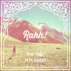 Peppa Kight - Rahh! - cover artwork