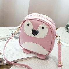 Various Colored Cute Pinguin Bag SD01469