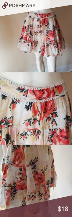0b0b6f468789 Cute Urban Outfitters Kimchi Blue sunflower skirt in 2019 My Posh