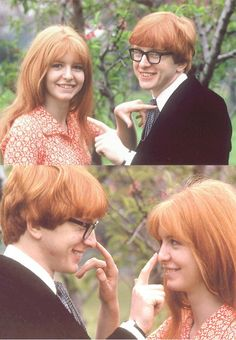 Jane and Peter Asher
