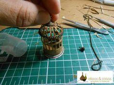 Idéias & Coisas - arte em miniaturas: TUTORIAIS