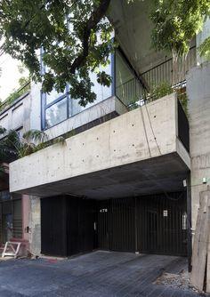 Edificio de Viviendas Jufre, CABA, Argentina / MONOBLOCK