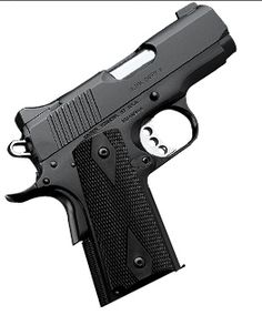 Kimber Ultra Carry II Blue 45 - Impact Guns...out of my price range