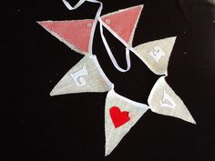 Hessian - love Hessian Bunting, Logos, Kids, Art, Toddlers, Craft Art, Boys, Logo, Kunst