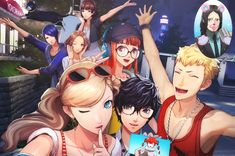 Community for Persona 5 and Persona 5 Royal Do not post spoilers outside of the megathread Persona 5 is a role-playing game in which. Persona 5 Memes, Persona 5 Anime, Persona 5 Joker, Persona 4, Bioshock Cosplay, Shin Megami Tensei Persona, Akira Kurusu, Fire Emblem, Game Art