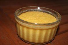 Petites crèmes divines au citron au Thermomix