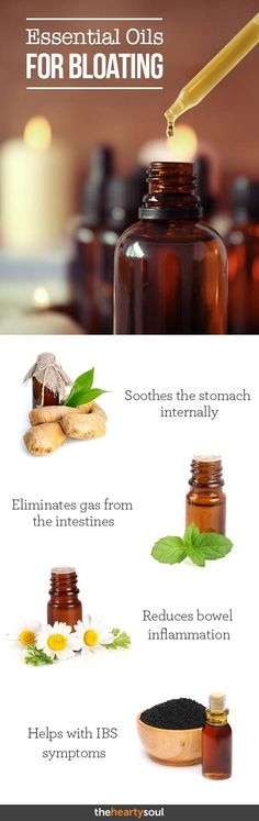 Bloating can be be uncomfortable and even painful. This guide shows how you can use essential oils as a natural home remedy for bloating- take that, skinny jeans!