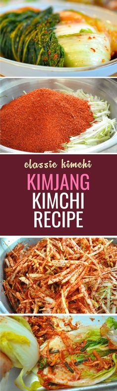 **There is part one and part to of this classic kimchi recipe. Check out day 2 as well!