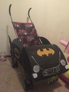 Made Batgirl her own Batmobile!
