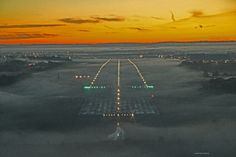 Final Approach into the late Filton Airport on a late summer morning.