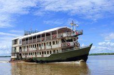 El barco Amatista