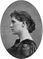 """Varina Anne """"Winnie"""" Davis (June 27, 1864 - September 18, 1898) was an American author. A daughter of President of the Confederate States of America, Jefferson Davis, she became known as """"Daughter of the Confederacy"""", for her appearances with her father on behalf of Confederate veterans' groups."""