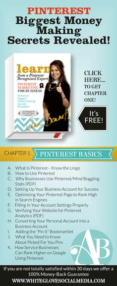 If you're not sure you're doing it right on Pinterest then get help from an expert like Anna Bennett who knows what they're doing. If you want to get a serious ROI then you need to make an investment. I highly recommend you take a course that is up to date because Pinterest makes changes all the time. Click here to get Chapter 1 for free from Pinterest Marketing for Business online video course http://www.whiteglovesocialmedia.com/pinterest-marketing-for-business/