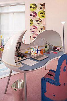 Designer Karim Rashid's Candyfloss Home 10