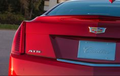 The all new 2015 #ATS #Coupe - the first compact luxury coupe from Cadillac.  (Pre-production model shown.)